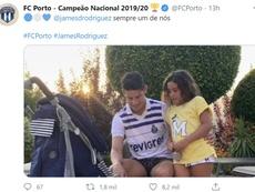 James Rodriguez avec le maillot du FC Porto