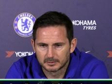 Lampard achaca las suplencias de Kepa al estado de forma. Twitter/ChelseaFC