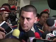 ¡Nico Castillo pidió perdón por su temporada! Captura/FoxSports