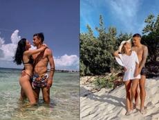 La 'Albiceleste', de vacaciones románticas. Instagram/PauloDybala/LeandroParedes