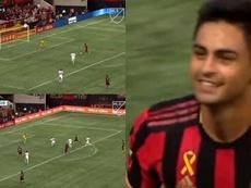Del 1-1 al 3-1 con sentencia del 'Pity' incluida... ¡en dos minutos! Captura/MLS
