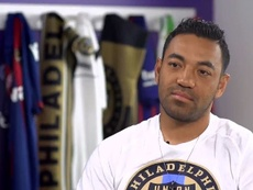 Palabra de Marco Fabián. Captura/beINSports