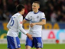 El atacante se marchará cedido de nuevo. Schalke04