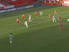 El Celtic tropieza y se aleja del liderato. Captura/SkySports