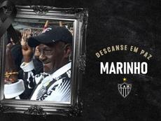 Quem foi Marinho, ídolo de Atlético Mineiro, Bangu e Botafogo. AtléticoMG