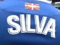 David Silva alla Real Sociedad. Twitter/RealSociedad