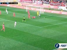 Cultural y Ponferradina empataron a un gol. Footers