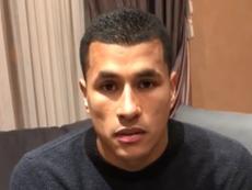 El emotivo vídeo de Murillo. Captura/JeisonMurillo
