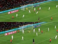 El gol perfecto de España: 32 pases... ¡en 88 segundos! Captura/La1