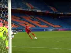 Sigue el directo de la jornada dominical de la Liga de las Naciones. Captura/UEFATV