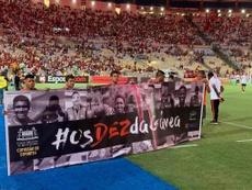 Luciano Neves puso el solitario gol. Flamengo