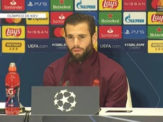 Nacho veut que Ramos prolonge. Captura/RealMadridTV