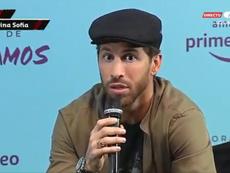 Ramos racconta i suoi sogni nel cassetto. Twitter/ElGolazodeGol