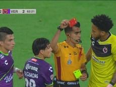 Paganoni pasó a la historia del fútbol mexicano. Captura/ESPN