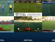 Sigue el directo de las finales del 'play off' de ascenso a Segunda B. Captura/Footters