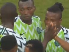 Nigeria venció con comodidad a Catar. Captura/FDPRadio