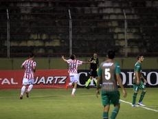 El club que subió los sueldos en plena crisis del COVID-19. Twitter/SanMartin
