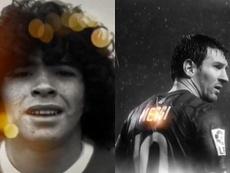 Messi y Maradona, ¿los próximos en el Salón de la Fama? Captura/FIFATV