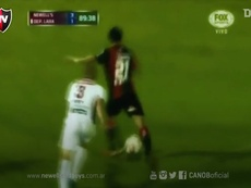 Scocco anotó 77 goles con Newell's. Dugout