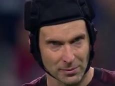 Cech acabó encajando una goleada a manos del Chelsea. Movistar+