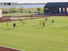 El Nomme Kalju, siempre aspirante al título, reanudó la competición en la idílica Saaremaa. Twitter