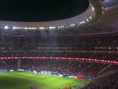 Le Wanda Metropolitano défend Koke et Simeone. Movistar+