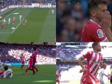 Penalty transformé par Stuani. Capture/beINSports