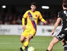 Aleñá serait proche de rejoindre le Betis dès janvier. EFE