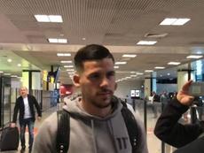 Carles Pérez está muito perto de assinar com a Roma. Captura/PagineRomaniste
