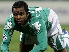 Carlos Alberto volvió a Europa para jugar en el Werder antes de volver definitivamente a Brasil.