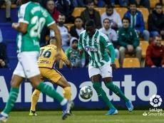 El Alcorcón ganó con un gol en el 27'. LaLiga