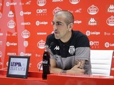 El Lugo se enfrentará al Oviedo. Twitter/CDeportivoLugo