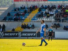 El equipo volvió a tropezar ante el Atlético Baleares. Alcoyano/PSTFotografía