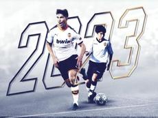 Carlos Soler prolonge jusqu'en 2023. ValenciaCF