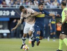 Boca, que pensaba en Brasil, cayó ante Gimnasia. Boca