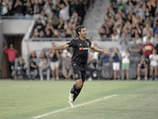 Vela tiene a tiro un récord de Giovinco en la MLS. LAFC