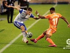 El Oviedo derrotó al Zaragoza. LaLiga