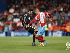 Lugo y Sporting están separados con tres puntos del descenso. LaLiga