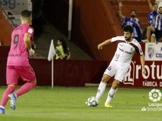 El Albacete consiguió los tres puntos por la mínima. LaLiga