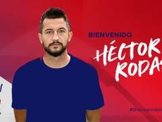 Héctor Rodas deja el Alcorcón y se va a la Cultural. CyDLeonesa