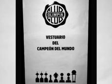 El cartel de la discordia en el Cerro Porteño-Olimpia. Olimpia
