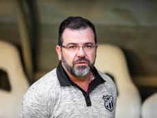 Enderson Moreira volverá a llevar las riendas de Ceará. EFE