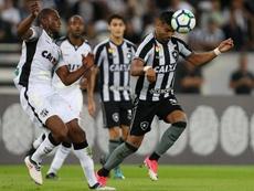 Ceará e Botafogo se enfrentam pela 29ª rodada do Campeonato Brasileiro. Twitter @Botafogo
