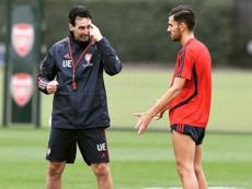 Arsenal et Unai Emery veulent recruter Ceballos. Twitter/DaniCeballos46