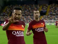 Pedro punisce l'Udinese. MovistarLigadeCampeones