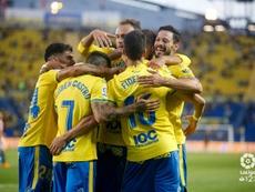 Las Palmas sumó un valioso triunfo. LaLiga