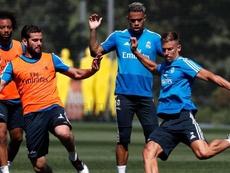 La pépite du Real Madrid qui affole l'Espagne. RealMadrid