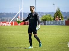 Christian Joel podría dejar el Sporting de Gijón. RealSporting