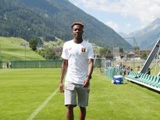 Kouamé, dans le viseur de Bologne. GenoaFC