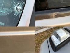 Los altercados en Chile también afectaron a Mauricio Pinilla. Instagram/Pinigol9